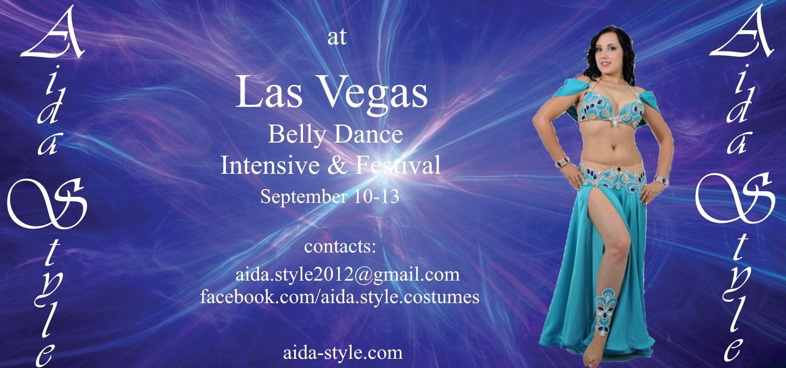 Aida Style at Las Vegas Bellydance Intensive & Festival