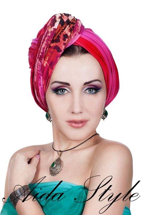 Olga Gurba_ Aida Style