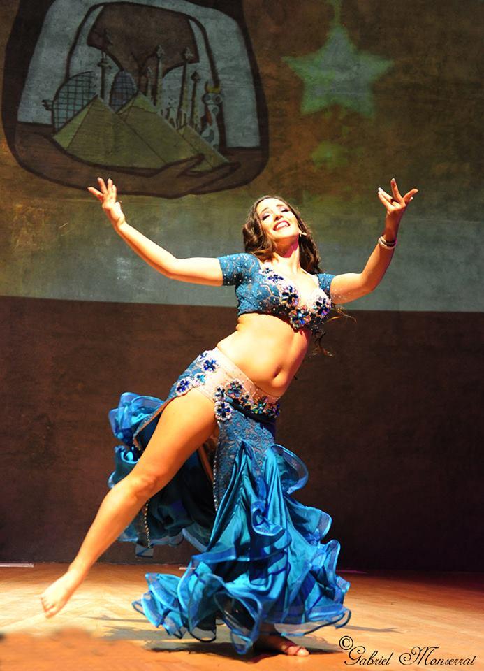 Delilah. Costume by OLga Aida