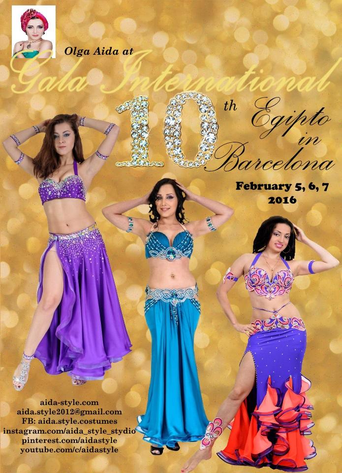 Aida Style at Egipto in Barcelona 2016