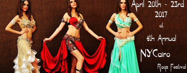 Aida Style belly dance costumes at NYCairo 2017