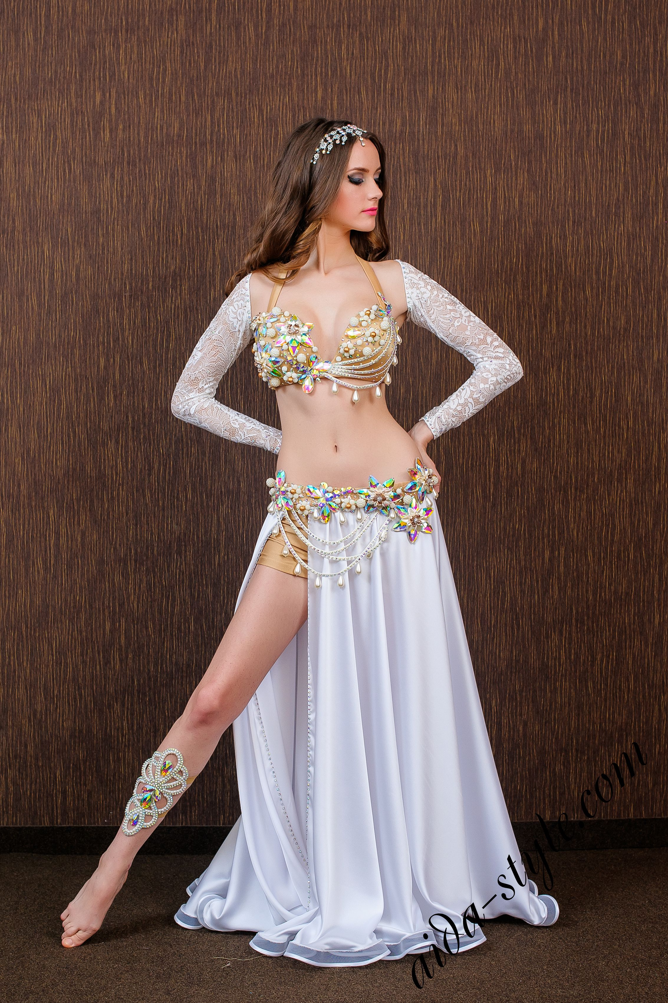 professional belly dance costume olga aida (43) – Aida Style