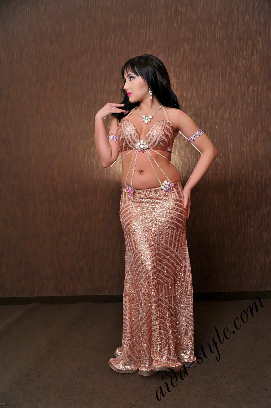 Best Of Aida Style. February 2017 Belly Dance Collection