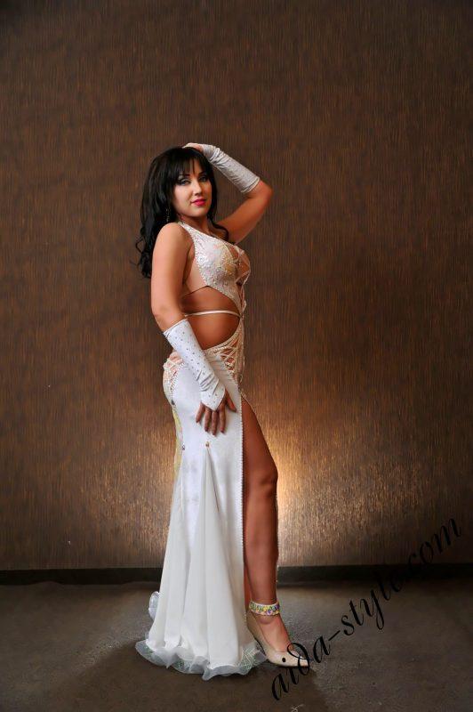 designer belly dance wear by Olga Aida