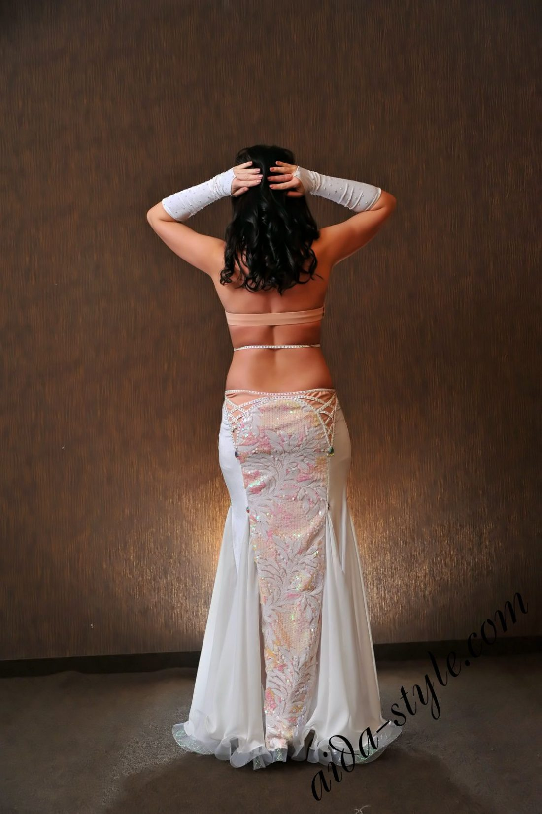 designer belly dance wear by Olga Aida