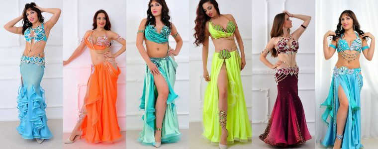 august 2017 aida's belly dance collection