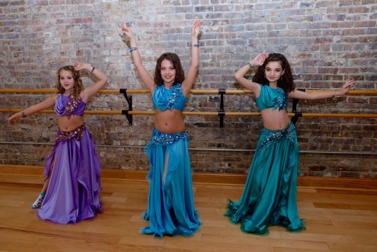 group costume for kids by Aida Style. Features group dance by Sofia Shaniuk and 2 others