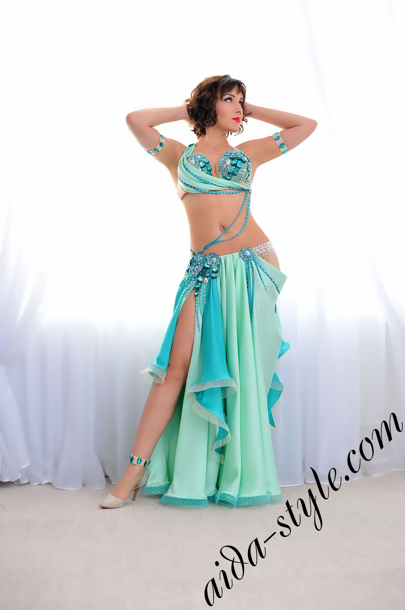 October 2017 Belly Dance Collection