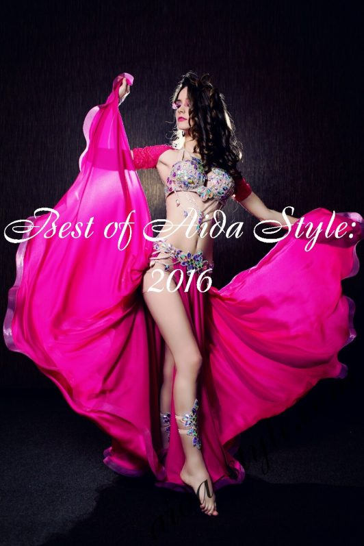 best designs of Aida Style in 2016