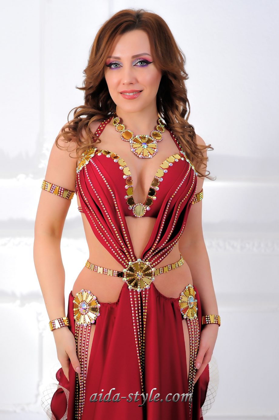 belly dance costumes Cleopatra