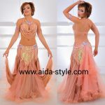 Belly dance costume Mermaid