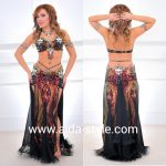 Modest belly dance outfit