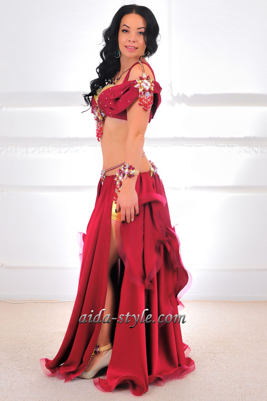 professional belly dancer costumes