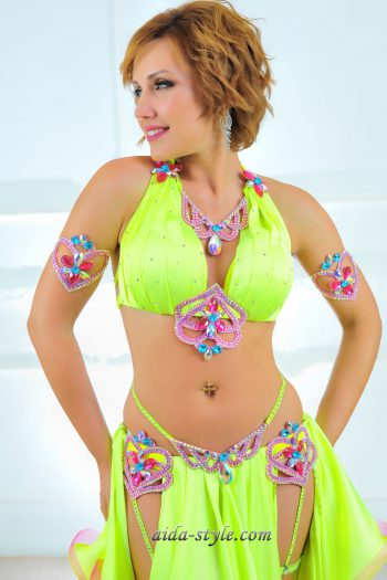 womens belly dancer costume