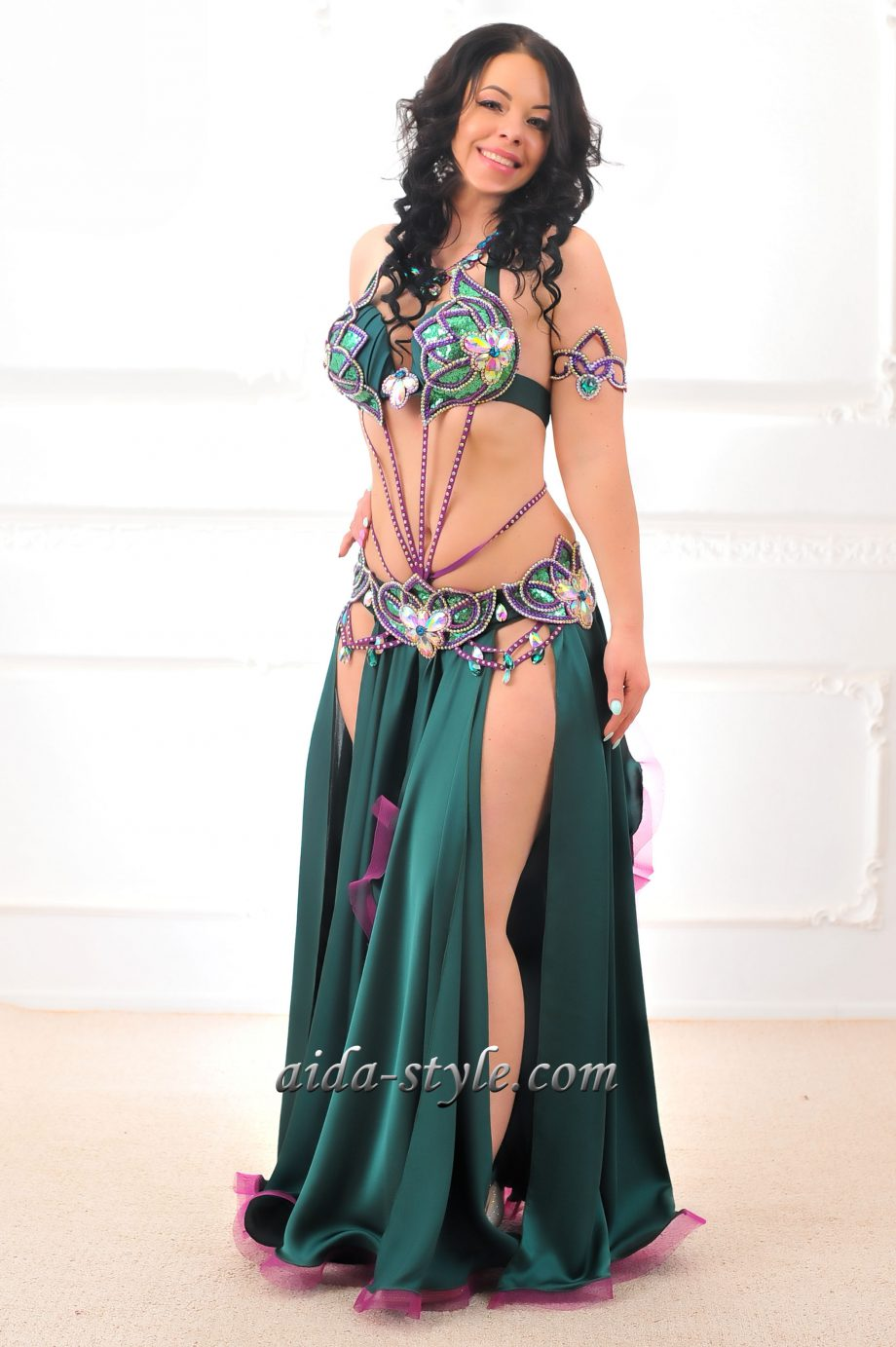 costumes for belly dance