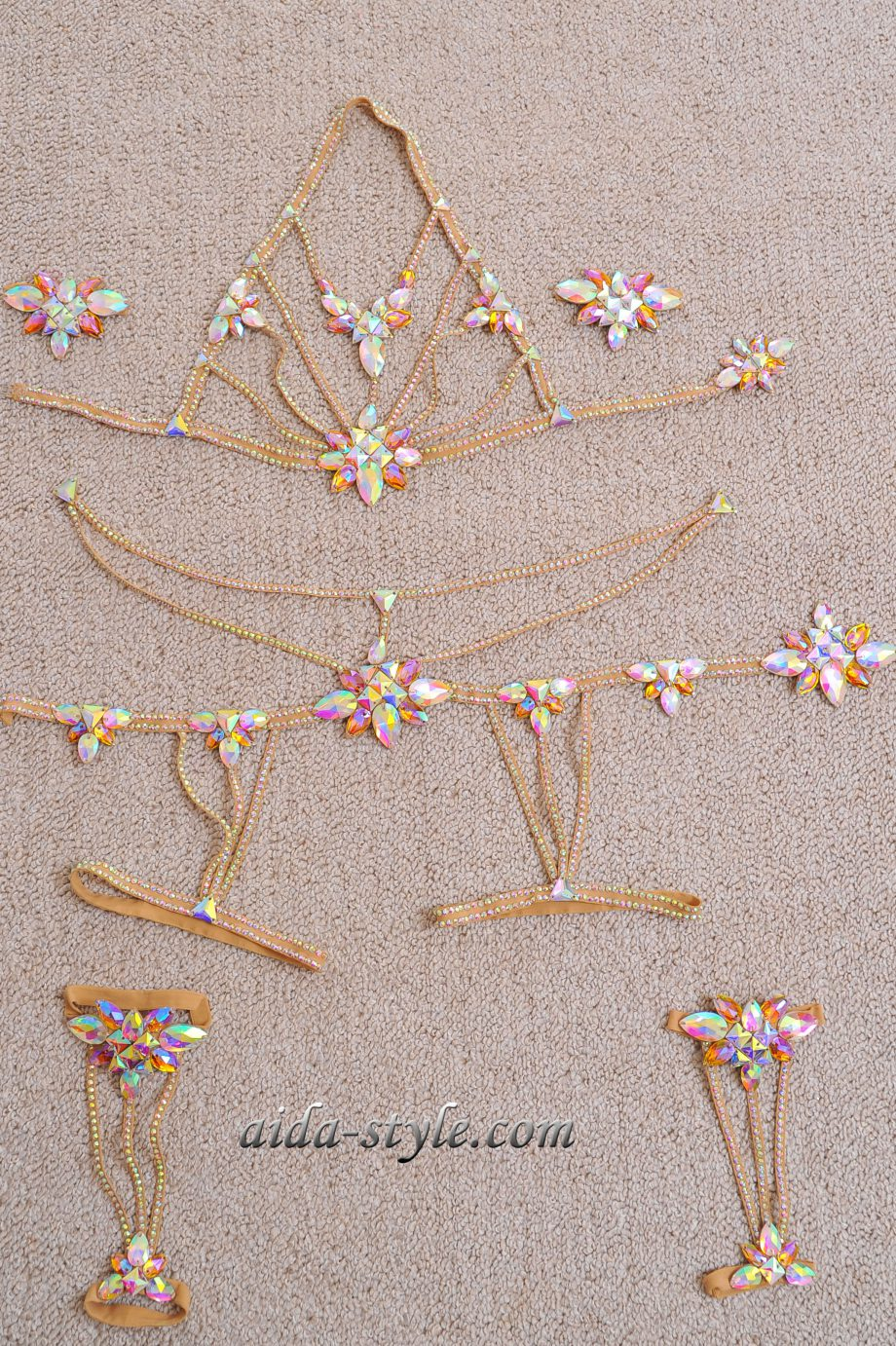 belly dance costumes accessories