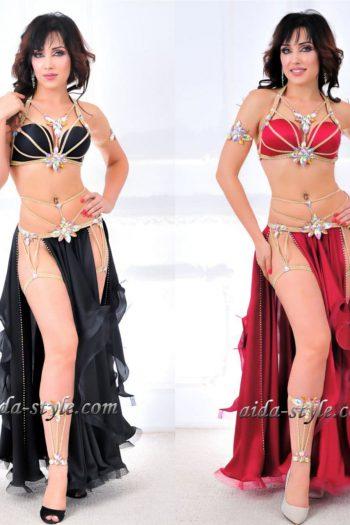 costume belly dancing